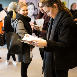 Yrkeshögskolemässan i Göteborg